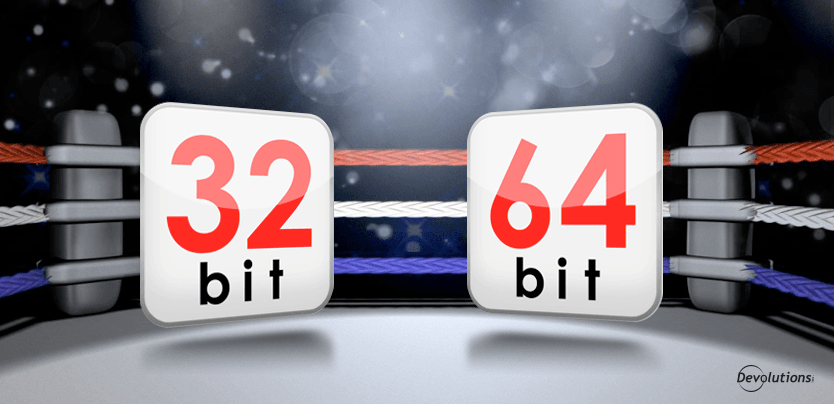 perbedaan 32bit dengan 64bit