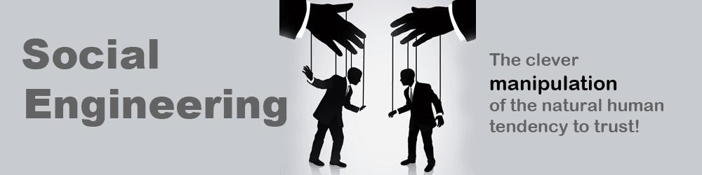 Apa Itu SOCIAL ENGINEERING |Contoh & Penjelasan Nya