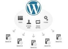 Cara membuat subdomain dengan wordpress multisite