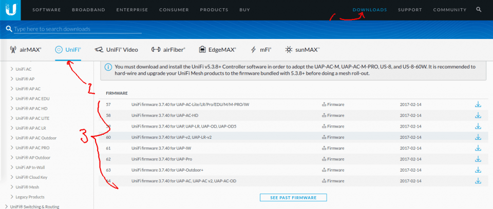 Unifi Security Gateway Adoption Failed