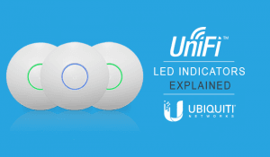 arti nyala lampu indikator pada perangkat UniFi