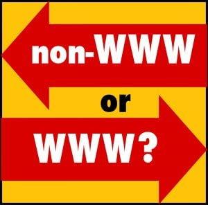 cara merubah alamat website non www menjadi www pada wordpress