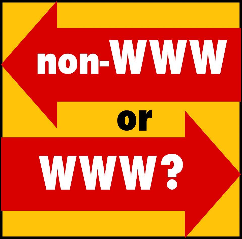 Merubah alamat website non WWW ke WWW pada WordPress