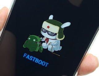 cara masuk fastboot mode xiaomi
