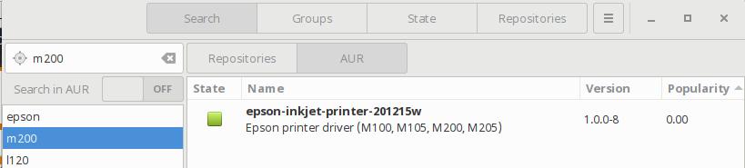 cara menginstall driver printer dan scanner pad alinux dengan mudah