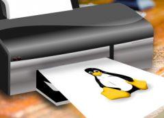 tutorial cara mudah instal dan setting printer serta scanner di linux