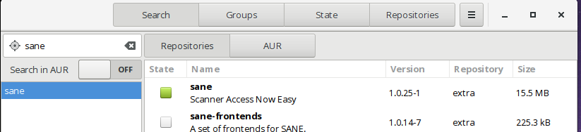 cara install sane untuk mengkonfigurasi/setting scanner di linux