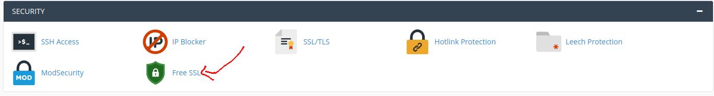 free ssl dari let's encrypt yang merupakan SSL Gratis versi Komunitas