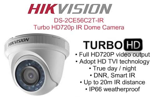 HD kamera dengan teknologi HD TVI