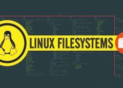 Memahami Struktur File Linux dan Tool Partisi Linux