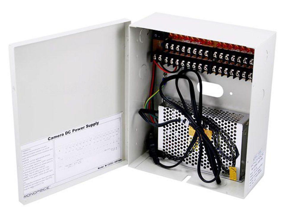 Powersupply khusus untuk jaringan cctv
