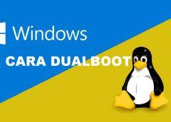 Cara Dual Boot Windows dan Linux Mint,Ubuntu | LENGKAP