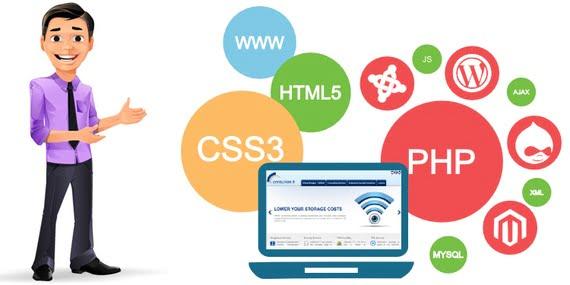 unsur dasar pembentuk website