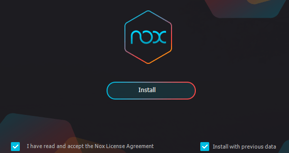 install nox app player di pc