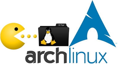 pacman arch linux package manager
