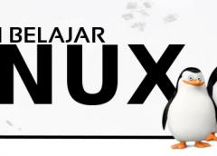Cara Belajar Linux Sendiri Secara Otodidak | Untuk Pemula