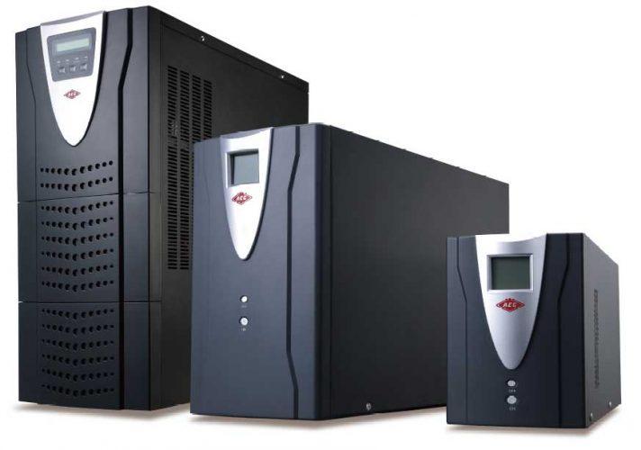 perangkat tambahan backup power dengan ups untuk sistem cctv