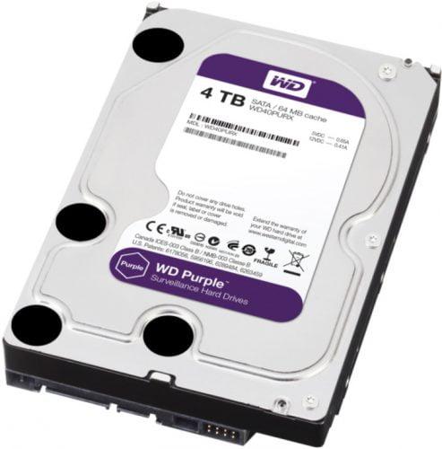 WD purple seri hdd khusus untuk sistem CCTV