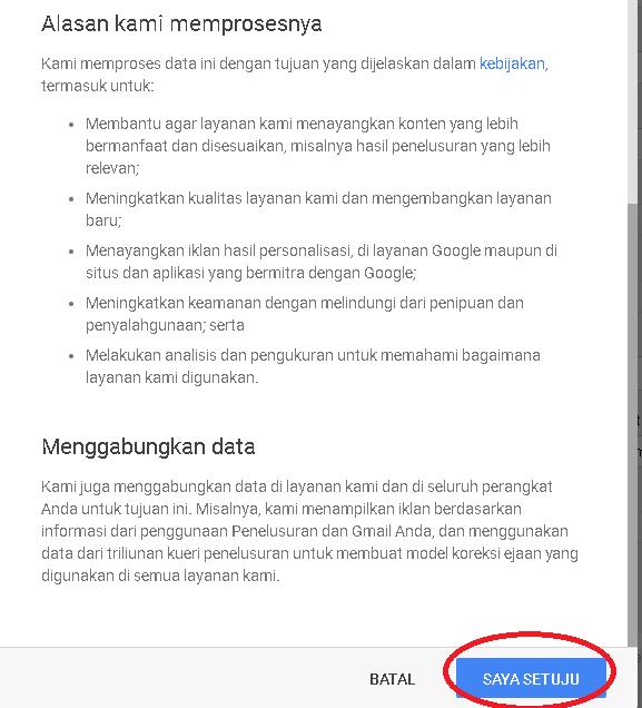 Cara Membuat Verifikasi Email Google