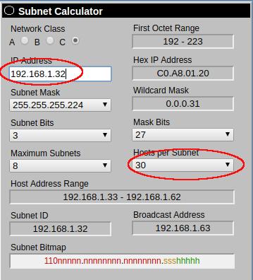 cara menghitung IP host subnet kedua dan selanjutnya saat subnetting