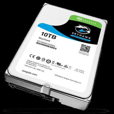 HDD khusus untuk sistem cctv dari seagate dengan seri SKYHAWK