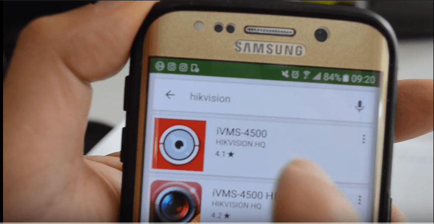 install aplikasi iVMS android hikvision