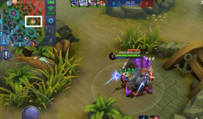 usahakan ambil buff saat farming untuk memperkuat hero mu