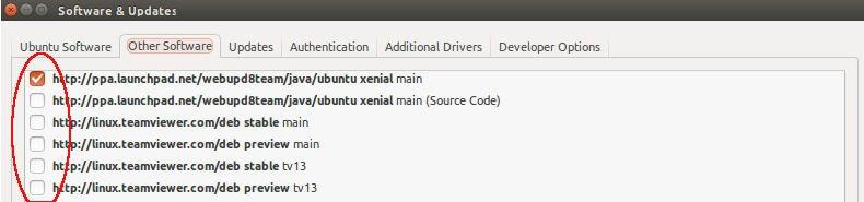 mengatasi error saat installasi UNMS di ubuntu