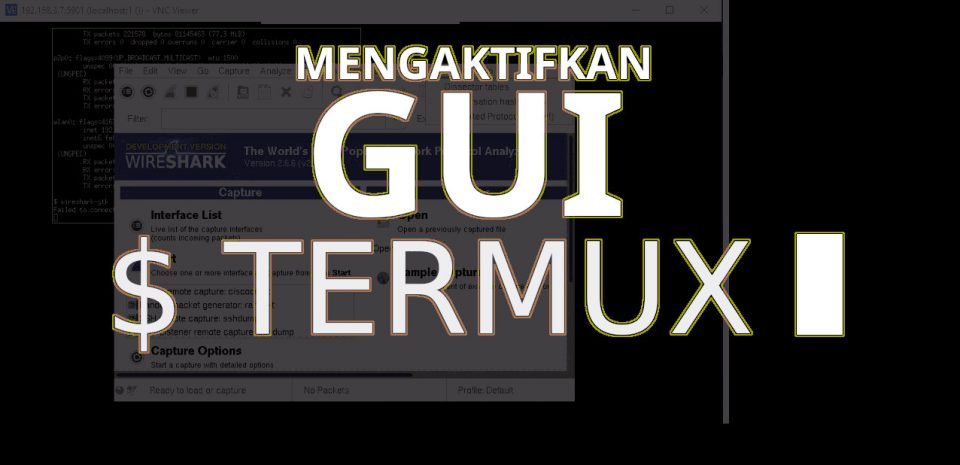 Termux Ubuntu Vnc