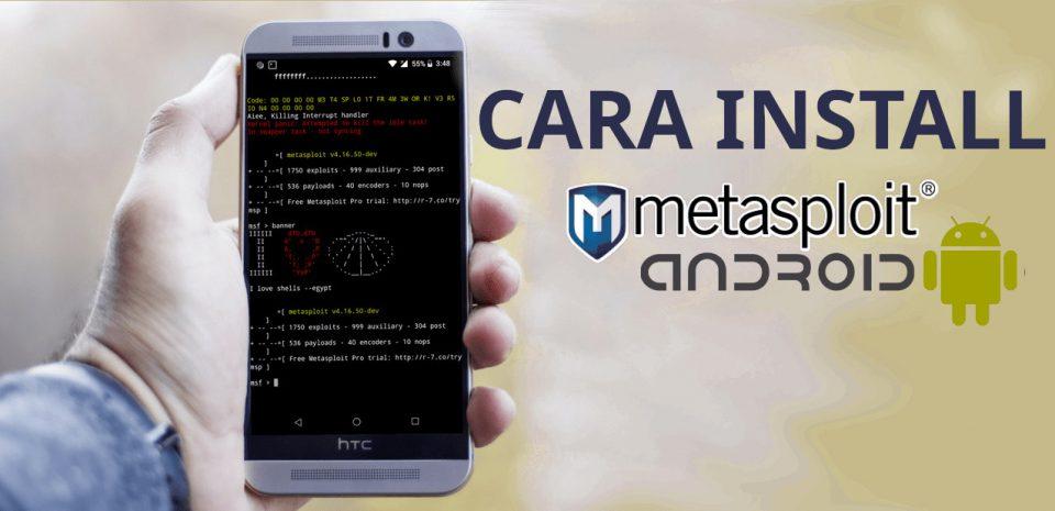 Cara Install Metasploit FrameWork di Termux Android