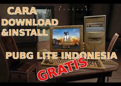 Cara Daftar, Download & Install PUBG LITE PC