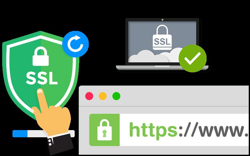 fitur jasa pembuatan website SSL dan HTTPS