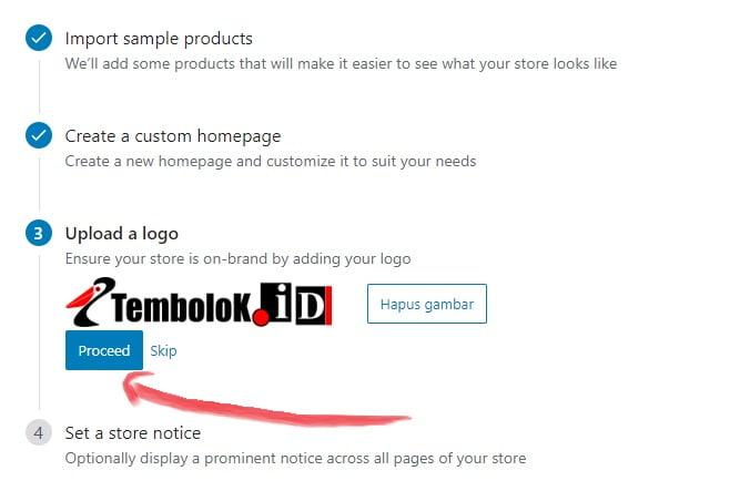 upload logo untuk toko online