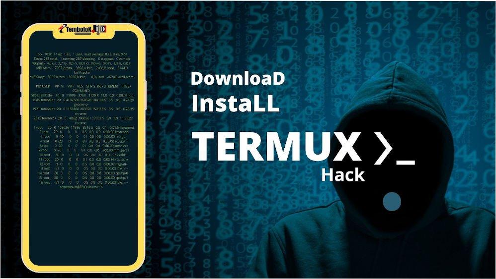 Download & Install Termux Hack Android, iOS dan PC